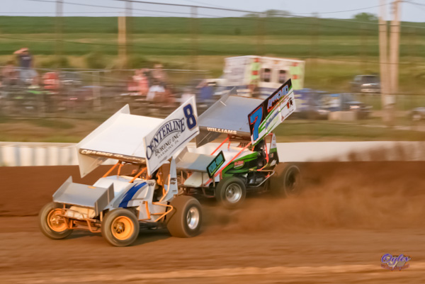 July 9 Photos at Mercer Raceway Park